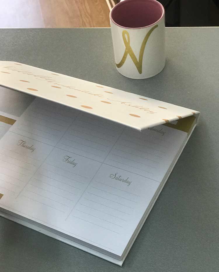 επιτραπέζιο ημερολογιο