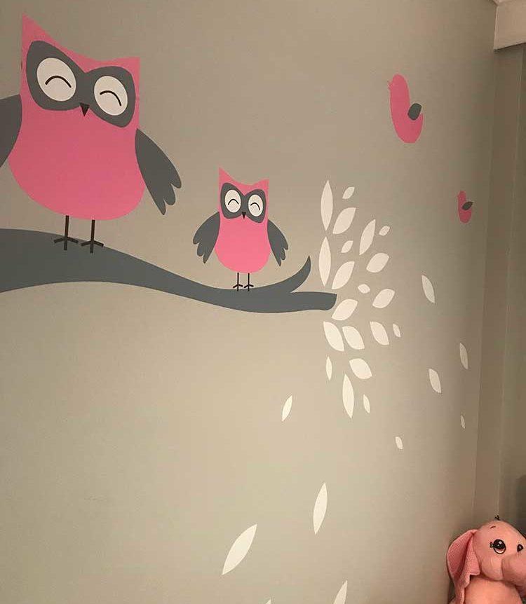 αυτοκόλλητα τοίχου